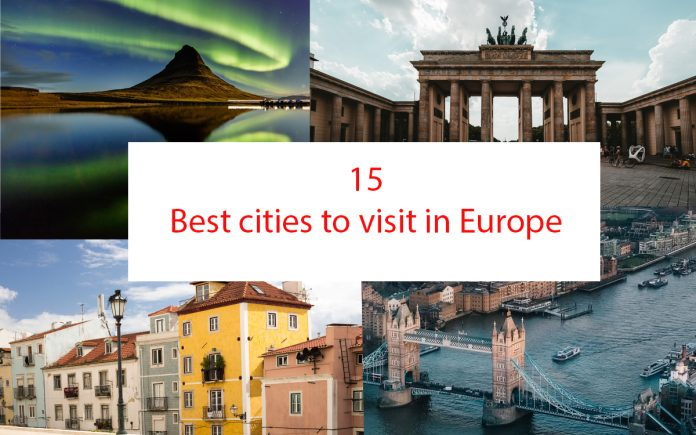Best Cities To Visit In Europe 2020