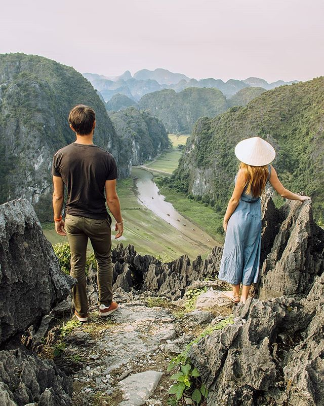 Places not to be missed by couples when traveling to Vietnam