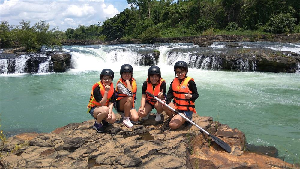 NEW EXPERIENCE AT BUON MA THUOT (BIKING - TREKKING - RAFTING)