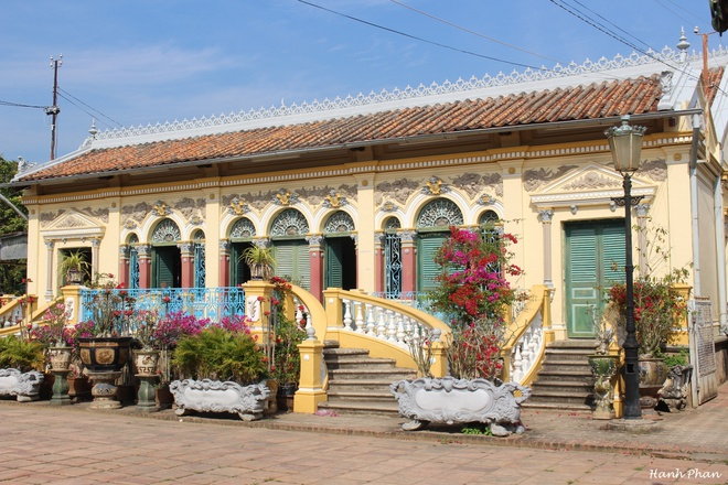 Binh Thuy ancient house, 149-year-old house in Bình Thủy Cần Thơ site of famous film The Lover